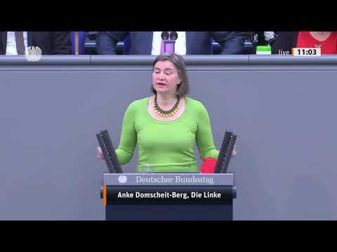 Anke Domscheit-Berg, DIE LINKE: Digitaler Impfnachweis: nur sicher, ohne Zwang und mit Alternativen