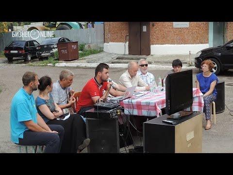 Возмущенные жители улиц Новаторов и Галеева собрали прессу