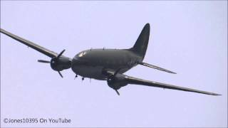 Curtiss C-46 Commando Demonstration