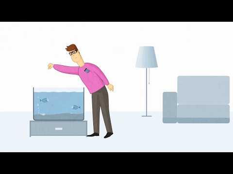 Мультфильм страхование ВТБ