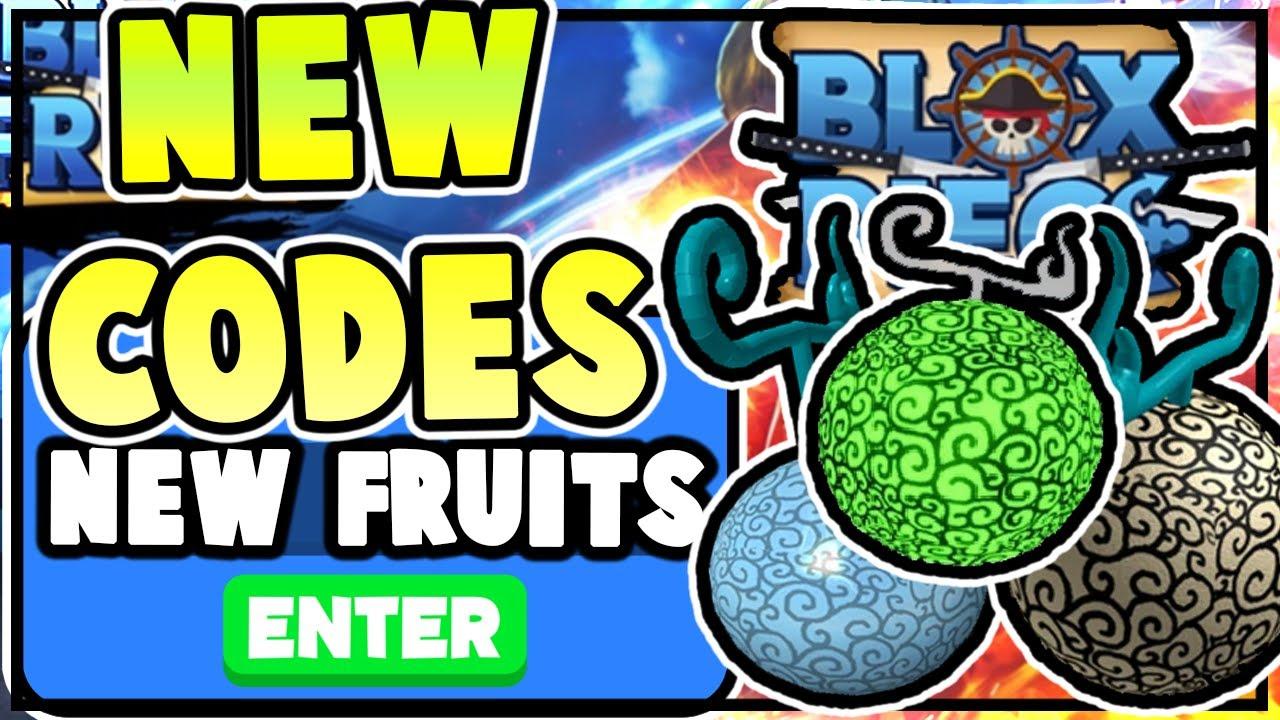 New Blox Fruits Codes Update 10 Free Devil Fruit All New Blox