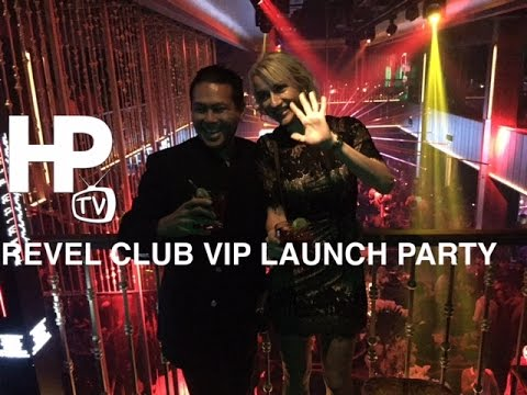 Manila Nightlife Revel Nightclub VIP Launch Party The Palace BGC by HourPhilippines.com