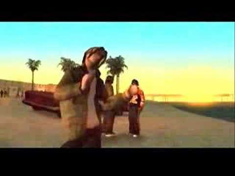 Grand Theft Auto San Andreas - TRAILER #3