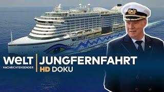 AIDAprima Jungfernfahrt - Generalprobe für ein Kreuzfahrtschiff  | HD Doku