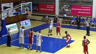 Черноморец - Лукоил - BG Баскетбол 3.4. част