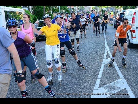 2017-05-31 Haarlem Night Skate 5 - Frans Hals editie