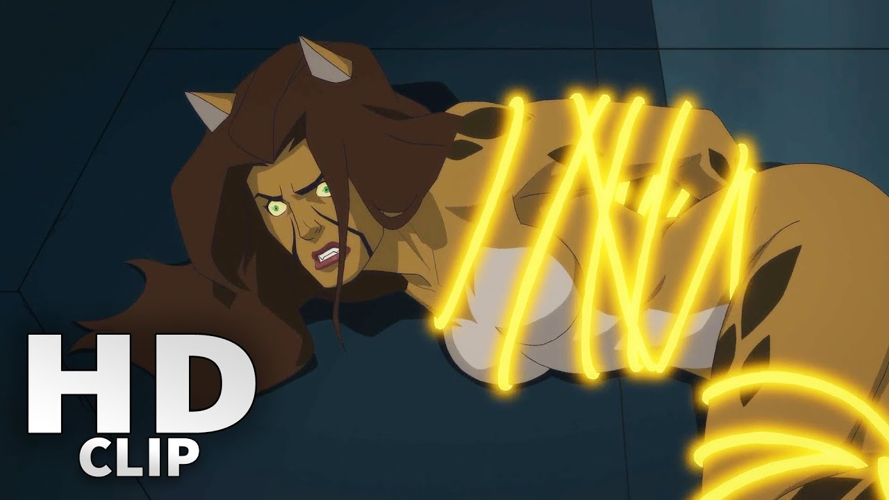 Download Wonder Woman vs. Cheetah   Wonder Woman: Bloodlines
