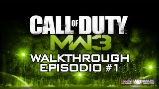 ▶ Call of Duty Modern Warfare 3 - ITA Campaign GamePlay HD - iTH Part 1