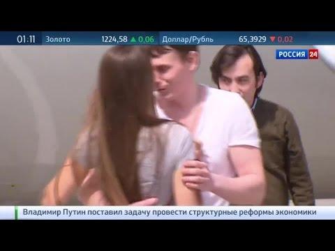 Плен и пытки позади: россияне Евгений Ерофеев и Александр Александров вернулись на родину