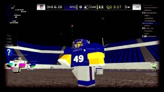 """[ROBLOX] Legendary Football Montage #1: """"Fly Away"""""""