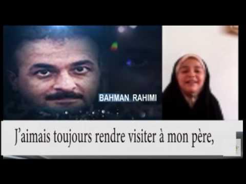 """IRAN: """"On m'a dit que je pouvais voir mon père avant qu'il ne soit pendu"""""""