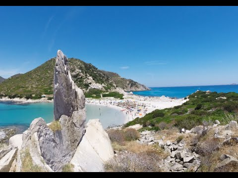 Un Giorno A Punta Molentis - Intracor - GoPro Sardegna