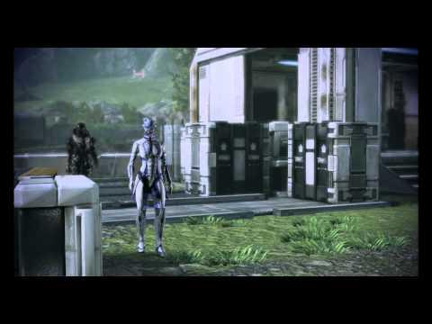 """Смотреть прохождение игры Mass Effect 3. Серия 7: """"Интересный союзник."""""""