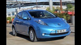 Nissan leaf ответы на комментарии отзыв владельца Нисан лив