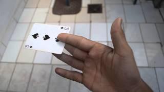 Tenkai Palm Tutorial - Como sumir uma carta - Técnicas com Baralho #6