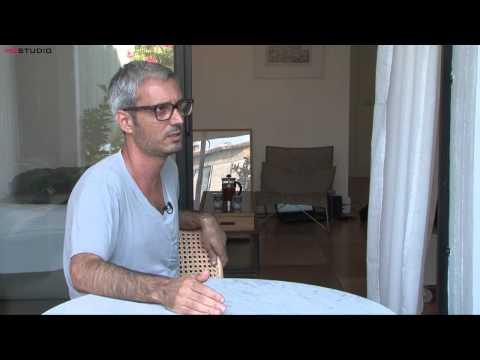 """אדריכל דן טרוים- בתים מבפנים 2012 מתראיין ל """"מפתחות עיצוב"""" 8"""
