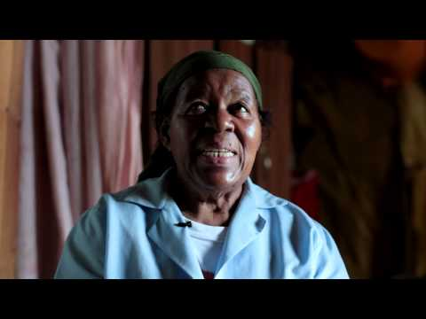 Widows' story - The legacy gold mining and silicosis