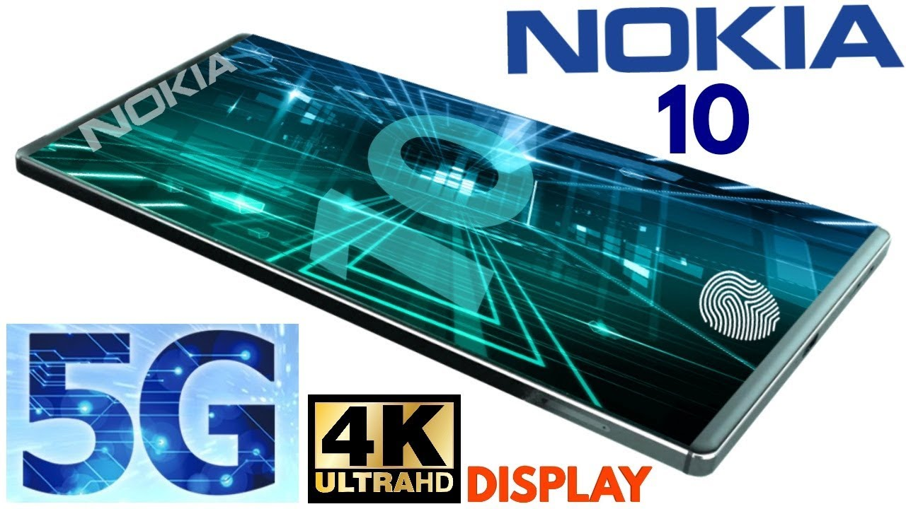 big sale f923b 23c5d Nokia 10 5G Smartphone CONFIRMED!