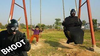 Bhoot ka Video    Kala Bhoot New Video in Park    Social Message Video