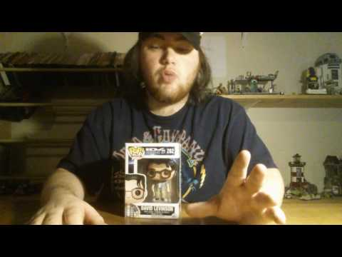 David Levinson- Independence Day- Funko Pop Unboxing