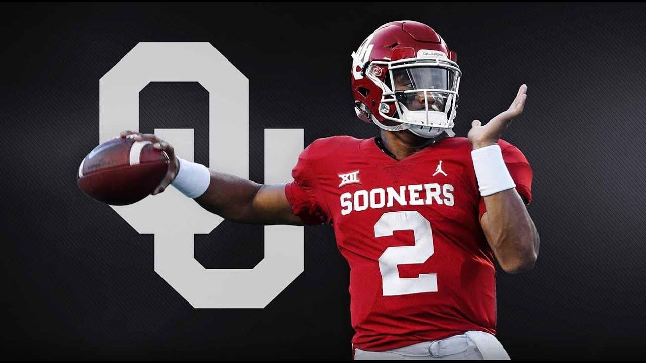 on sale 45473 cbe27 NO WAY JALEN / Oklahoma Sooners Quarterbacks Preview