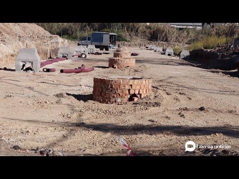 VÍDEO: Avanzan las obras de urbanización del PERI La Fuensanta con capacidad para 200 viviendas