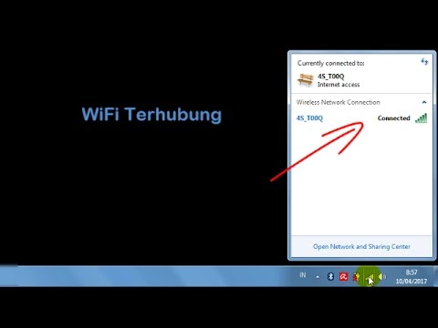 How to get hotspot on hp laptop in a wireless network