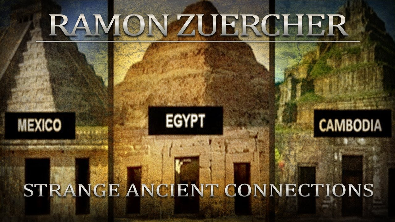 A Worldwide Connection Between All Ancient Civilizations...How Can This Be?
