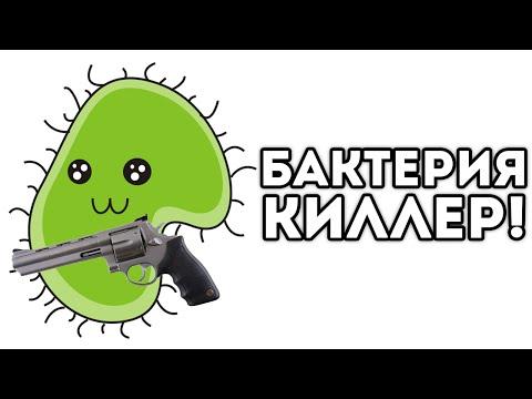 БАКТЕРИЯ КИЛЛЕР!