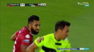 FINAL Copa Argentina 2019: Central Córdoba pidió penal pero Tello no cobró nada