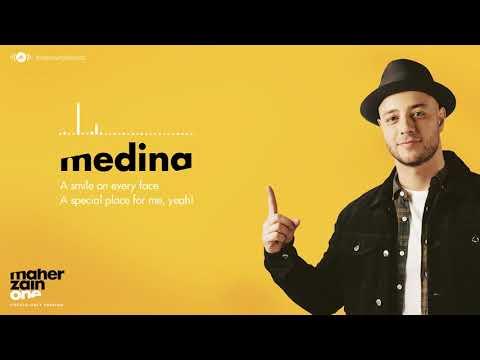Maher Zain   Medina   ماهر زين    Vocals Only   بدون موسيقى   Official Lyric Video Mp4