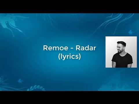 Remoe - Radar (lyrics)