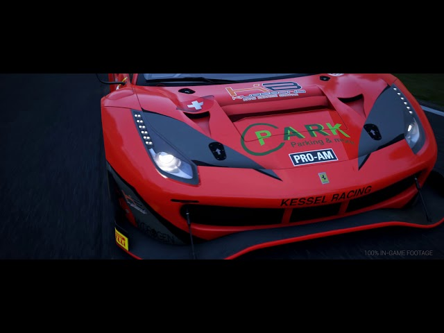 Assetto Corsa Competizione Early Access Release 4 OUT NOW on Steam! [PEGI]