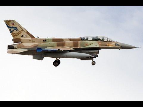 9 Israeli F-16I's return to Nellis.