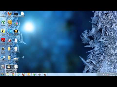HOW TO  Use Windows 8 Themes On Windows 7, Vista And XP