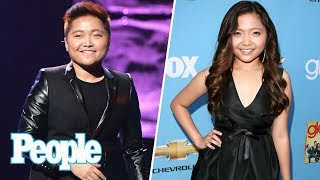 Singer Charice Pempengco Changes Name To Jake Zyrus: 'My Soul Is Male'   People NOW   People