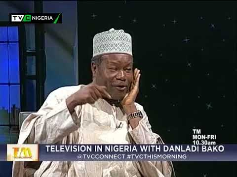 This Morning | Television in Nigeria with Danladi Bako