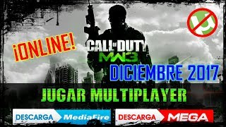 Descargar Call Of Duty: Modern Warfare 3 + ONLINE Actualizado JULIO 2018 2.8.0.4
