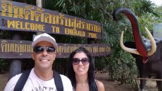 Best Hidden Treasures in Krabi, Thailand - Hot Spring, Blue and Emerald Pool