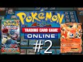 Pokémon: Trading Card Game Online - Booster Packs Victini EX Gameplay #2 | iOS RELEASE