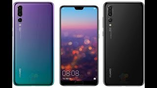 Huawei P20 Pro Introduction Based on official Design