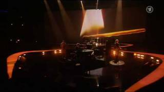 Razorlight - Wire To Wire - live at ECHO Awards 2009
