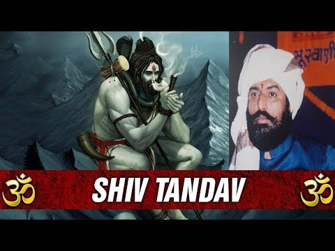 Shiv Tandav Stotram | Ishardan Gadhvi | In Gujarati