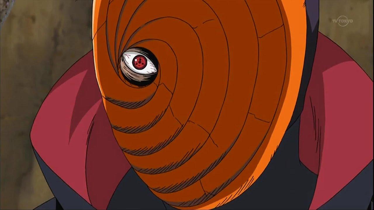Кабуто воскрешает Акацуки/Тоби в шоке