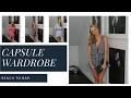 Summer Fashion Style - Capsule Wardrobe - Beach To Bar