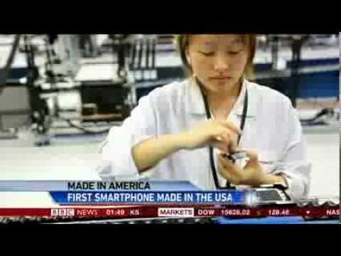2/8/2013 ABC News: Phones made in America