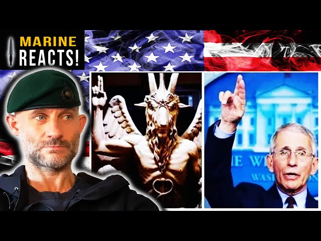X-Factor Winner Reveals World's Secret Religion | A Marine Reacts ... | Altiyan Childs on Freemasons