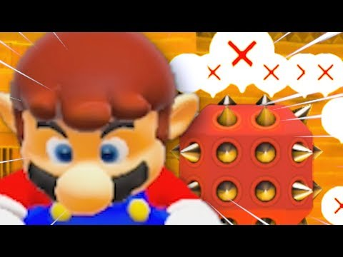 Mario Maker 2 but help me