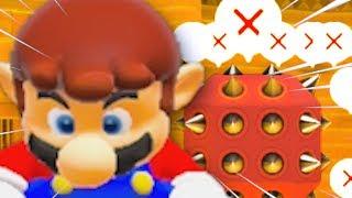 Mario Maker 2 but help me