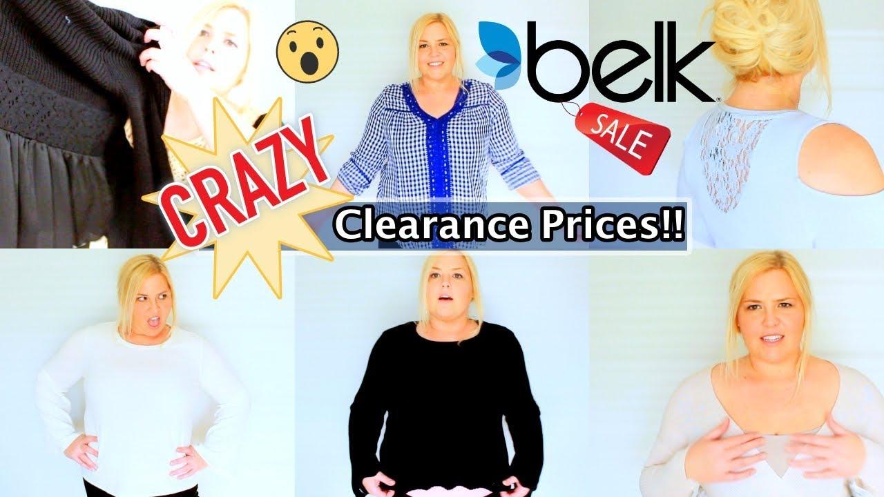 7b462f9eccd Belk Haul -Cheaper than the Thrift Store!!! - YouTube